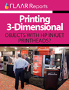 printing 3Dimensional objects with HP inkjet printheads
