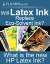 will latex ink replace eco solvent ink?