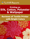 silk cotton, polyester & wallpaper
